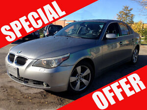 2006 BMW 5-Series 525xi Sedan *****Accidents Free****