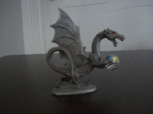 Rawcliffe Pewter Dragon