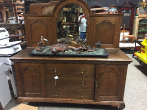 We have massive selection of antiques and collectables,
