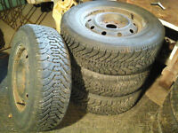 Winter Tires P215/70R15 For Sale