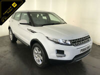 2014 64 RANGE ROVER EVOQUE PURE ED4 DIESEL 1 OWNER SERVICE HISTORY FINANCE PX