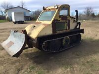 1966 bombardier with rebuilt engine. Works great