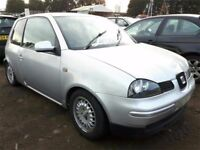2001 SEAT AROSA S NOW BREAKING FOR PARTS