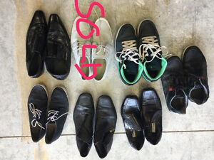 Size 12 men's shoes $5 ANY PAIR