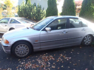 Parting out 1999 BMW E46