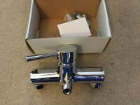 Shower single lever mixer tap. As new, unused. Art.-No.: L2-180