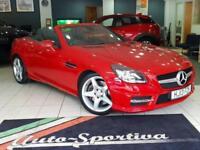 2013 Mercedes-Benz SLK 2.1 SLK250 CDI BlueEFFICIENCY AMG Sport 7G-Tronic Plus (s