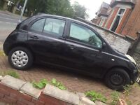 Nissan Micra 1.2 16v S 5dr Quick sale! Very cheap!