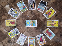 Intuitive Coaching and Tarot Reading