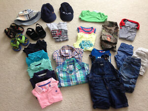 Boys 24 months-2T spring/summer clothing
