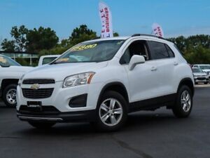 2015 Chevrolet Trax LT  | AWD | One Owner | Trade-In