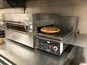 Four a pizza lincoln 18 pouces