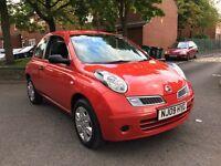 **2009-Nissan Micra DCI Diesel 1.5 £30 Road Tax Full Service History L@@K**
