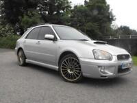 2005 Subaru Impreza 2.0 WRX 5dr