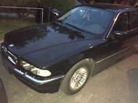2001 BMW 7-Series Tout équipé Sedan