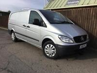Mercedes-Benz Vito 2.1CDi 111 - Long 111CDI....CHILLER...FULL HISTORY...