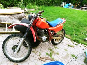 Honda-parting out