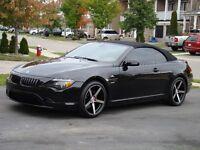 2007 BMW 6 series Convertible Dinan Edition 465 Hp Low KMS