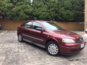 2000 Holden Astra - just over 100.000 Km - Rego till August 2017 Southbank Melbourne City Preview