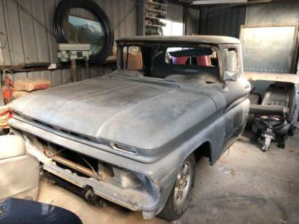 Chevrolet c10 gumtree australia free local classifieds project 1963 chevrolet c10 pick up on late model chassis fandeluxe Images