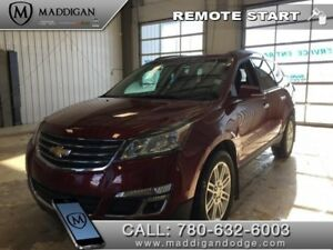 2015 Chevrolet Traverse LT  - Bluetooth -  Heated Seats - $192.1