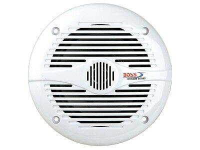 White BOSS MR60W 200W 6-1/2