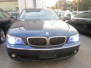 2006 BMW 750I, very clean, well serviced, no accidents.