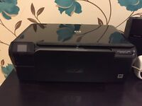 Used but excellent condition HP photosmart all in one printer.