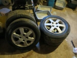 195/65/15 rims and tires