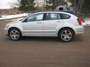 2007 Dodge Caliber Hatchback All Wheel Drive