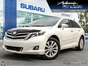2013 Toyota Venza Limited AWD