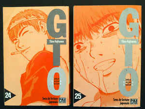 2 Manga GTO tomes 24 et 25