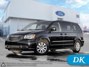 2016 Chrysler Town  Country Touring w/Dual Stow and Go!