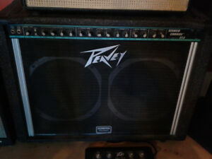 Peavey Stereo chorus 212 with original footswitch