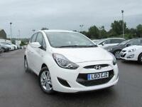2013 HYUNDAI IX20 1.6 Active Auto Bluetooth 1 Owner 16in Alloys
