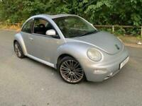 2002 Volkswagen Beetle 1.8T 3dr Auto HATCHBACK Petrol Automatic