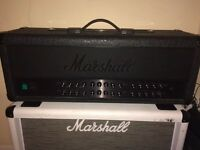Marshall JVM 410 head Limited edition stealth black