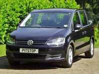 Volkswagen Sharan S 2.0 TDi DIESEL MANUAL 2011/11