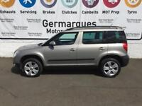 Skoda Yeti 2.0TDI CR (110ps) SE Station Wagon 5d 1968cc
