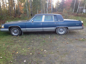 1990 Cadillac Fleetwood Berline