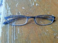 PRESCRIPTION READING GLASSES FOUND