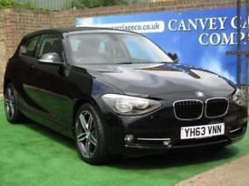 2013 BMW 1 Series 2.0 116d Sport Sports Hatch (s/s) 3dr