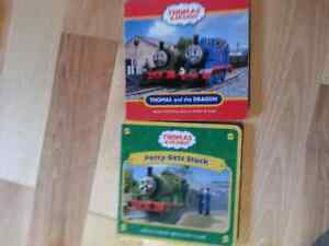 3 Thomas books hard cover