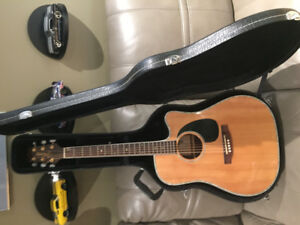 Great Deal on Guitar , amp and case