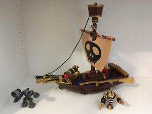 Mega Bloks Skylander Giants - Crusher's Pirate Quest (2 in 1)