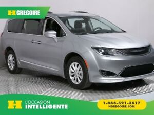 2017 Chrysler Pacifica TOURING-L CUIR NAV STOW'N GO BLUETOOTH CA