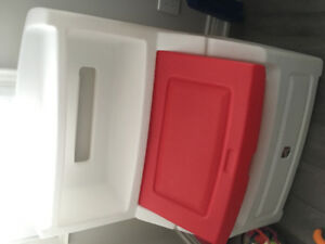 step 2 storage bin  (used)