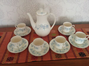 Royal Doulton Coffee Service Never Used