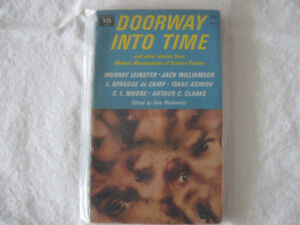 Doorway Into Time-Science Fiction  1966 paperback
