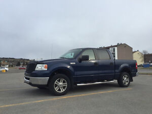 2007 Ford F-150 Crew cab Camion 4x4